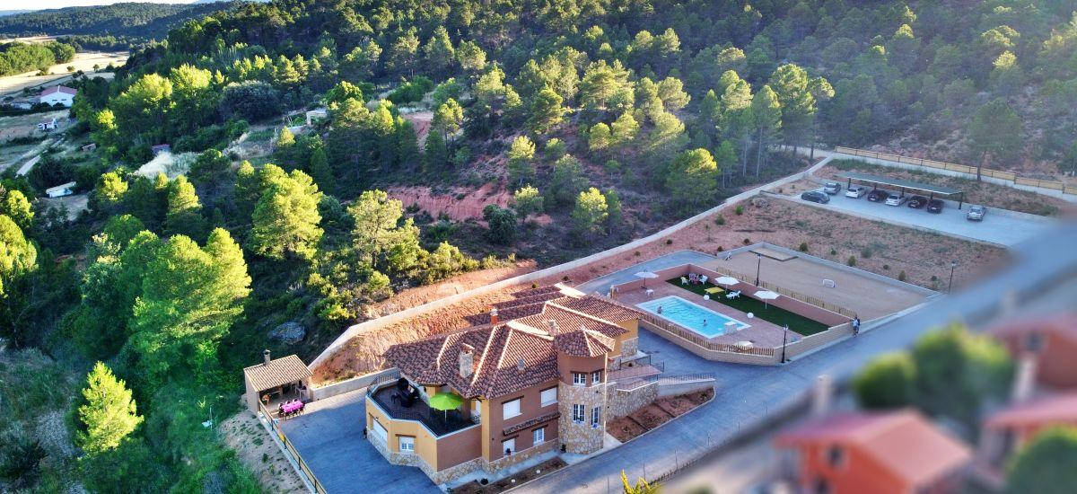Landhaus Villalbeja in Cuenca