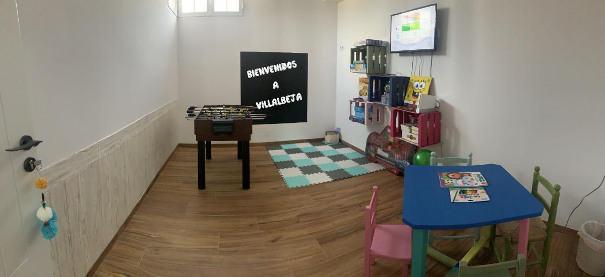 Villalbeja Casa Rural de alquiler completo 5*