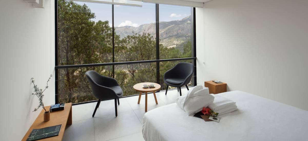 Hotel Vivood Rusticae Alicante Hotel con encanto Vistas