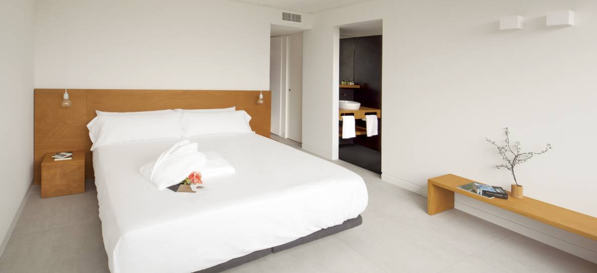 Hotel Vivood Rusticae Alicante Hotel con encanto Habitación