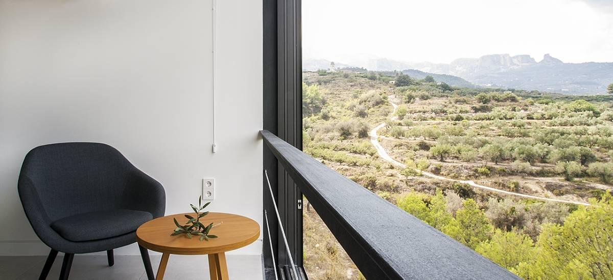 Rusticae Alicante Hotel charming views