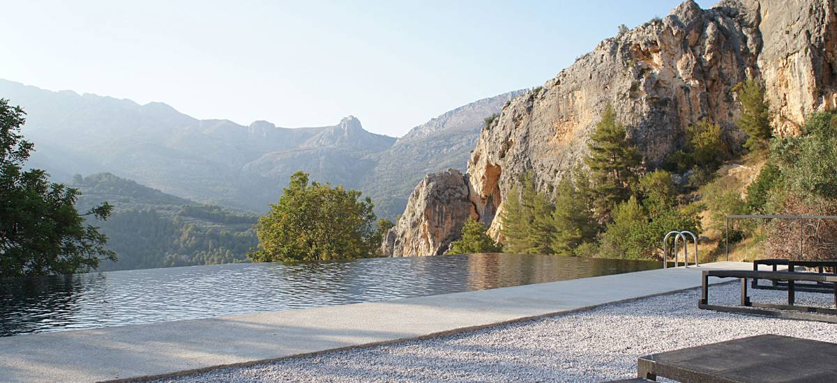 Rusticae Alicante Hotel charming swimming pool