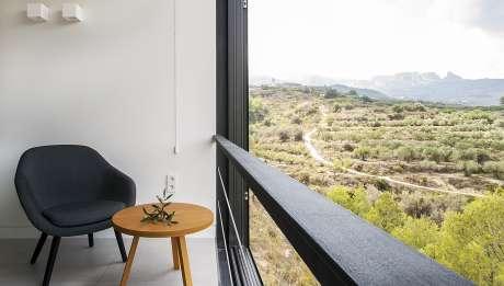 Rusticae Alicante Hotel con encanto Vistas