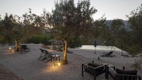 Rusticae Alicante Hotel con encanto Jardín