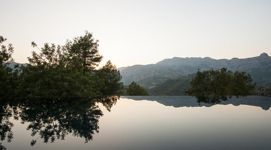 Rusticae Alicante Hotel con encanto Piscina