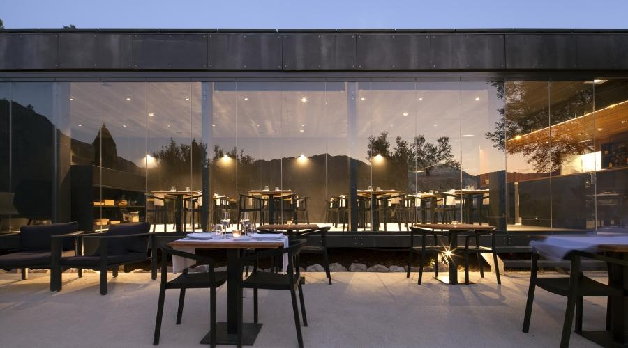 Rusticae Alicante Hotel con encanto Terraza Comedor