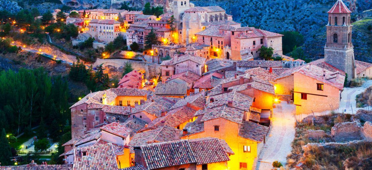 Hoteles en Albarracín Alojamientos Rusticae