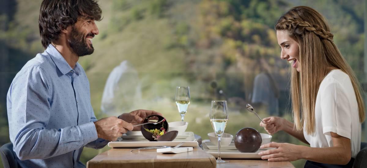 Regalos de Aniversario Hotel Comida Arantza Hotela