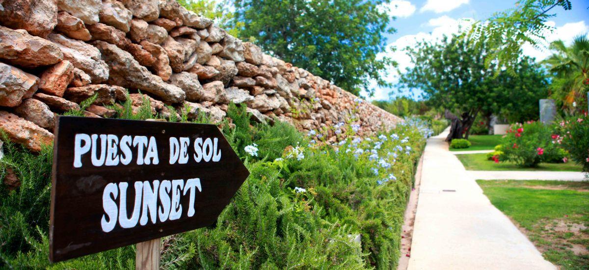 Rusticae Can Lluc hotel con encanto en Ibiza