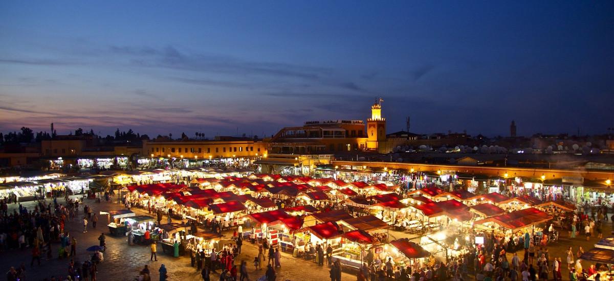 Navidad en Marrakech