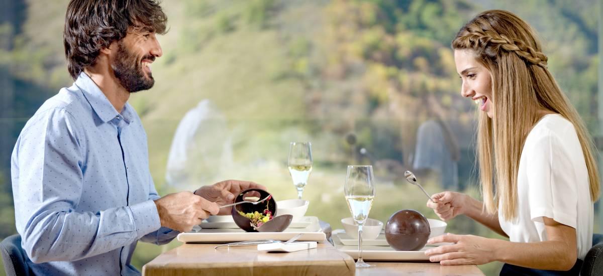 Regalos San Valentín Originales Hoteles con Cenas Románticas