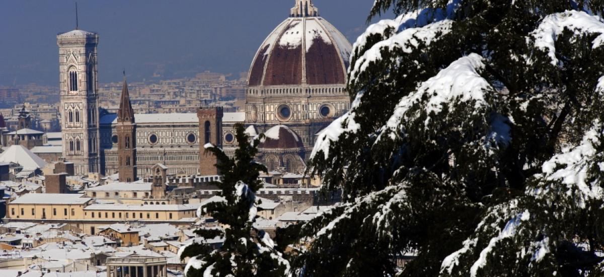 Navidad en la Toscana