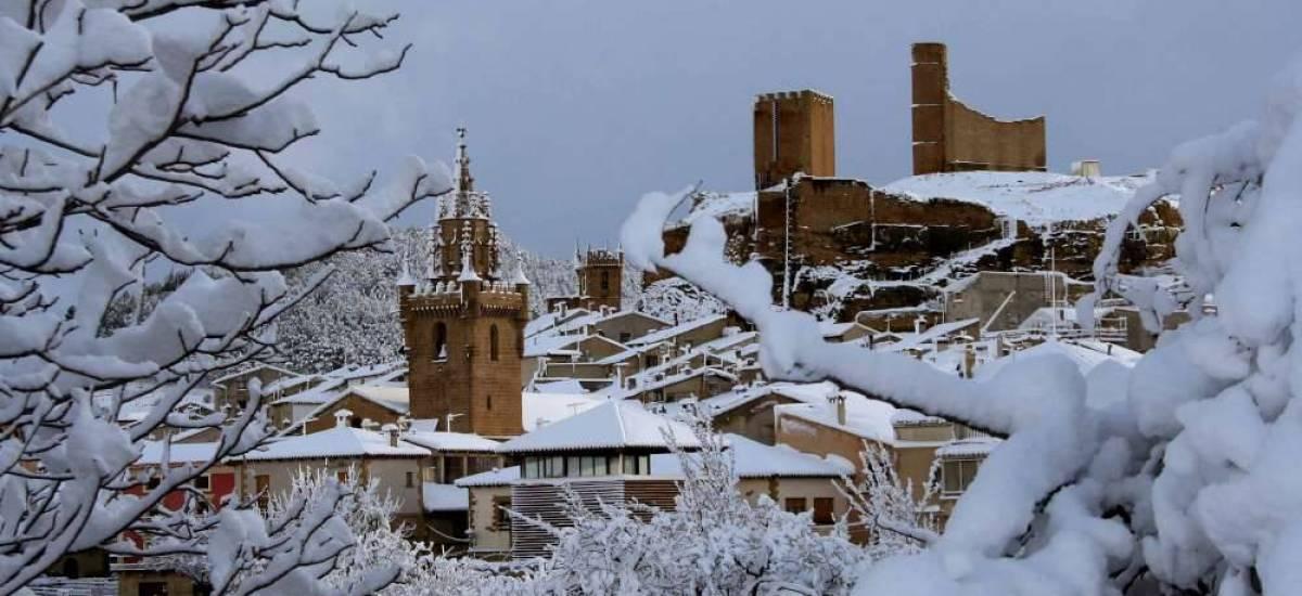 Regalo Original de Navidad - Escapada a Uncastillo Nevado
