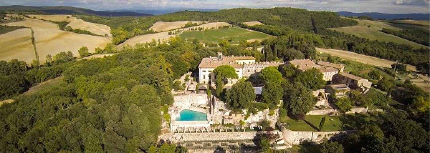 Rusticae Borgo Pignano hotel con encanto en la Toscana