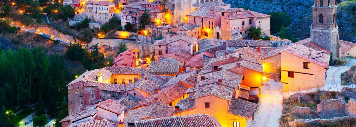 Albarracín pueblo con encanto en Teruel