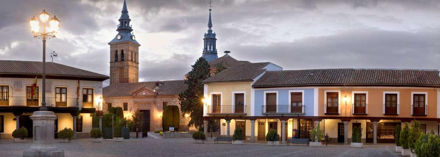 Experiencia ¡Rodéate de Madrid!