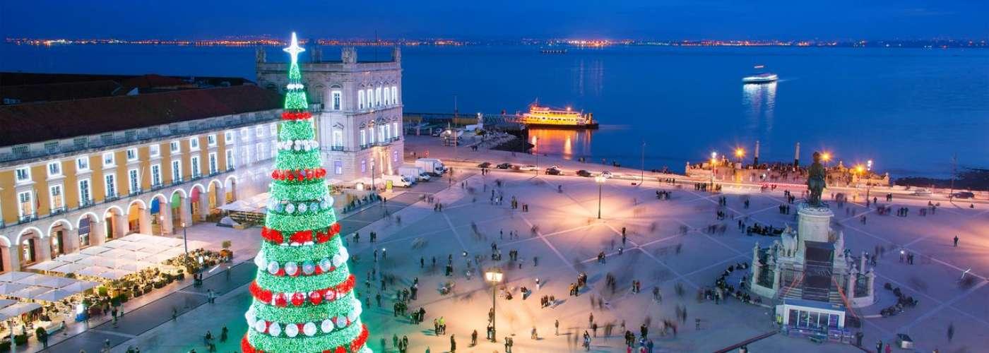 <strong>Lisboa en Navidad</strong>