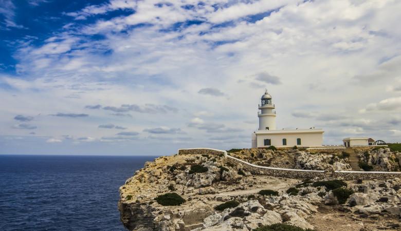 Que hacer en Menorca Planes en Menorca Cala Faro