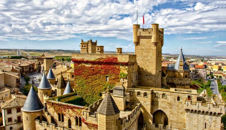 """Medieval Castles&Bardenas Reales"" Experience"