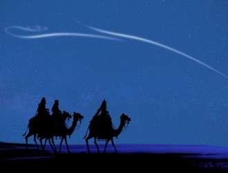 Cajas Regalo de Reyes Magos - Cofre Regalo para Reyes Magos