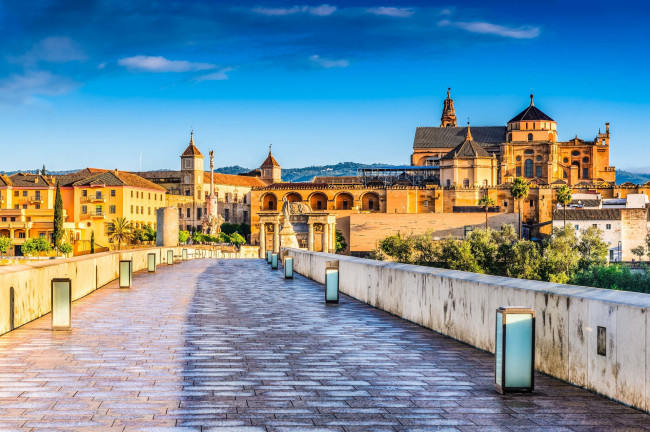 Casco antiguo de Córdoba