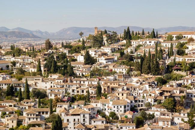 Día 3: Llegada a Granada