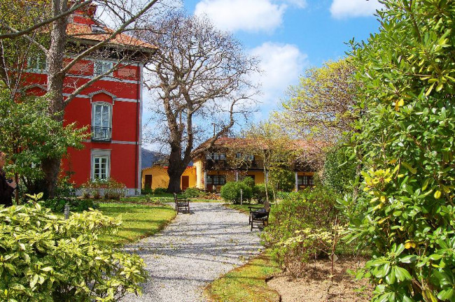 Rusticae Casona del Paca hotel con encanto en Asturias