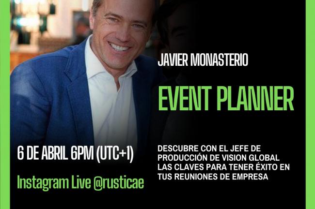 Tardes Rusticae: Event Planner
