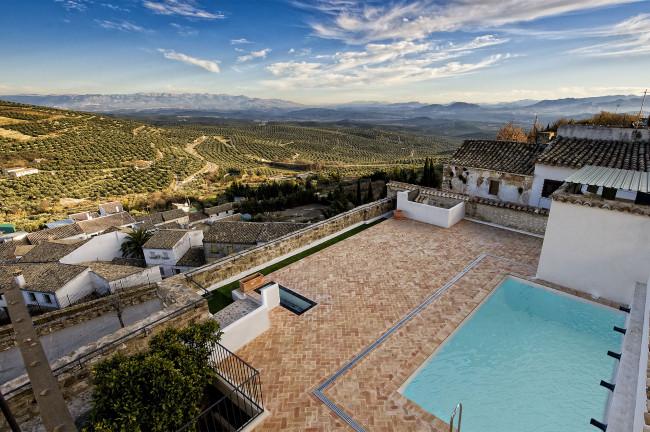 Hotel Las Casas del Cónsul (Jaén)