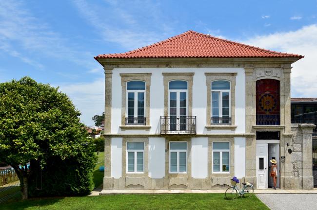 Rusticae Solar Egas Moniz hotel con encanto cerca de Oporto