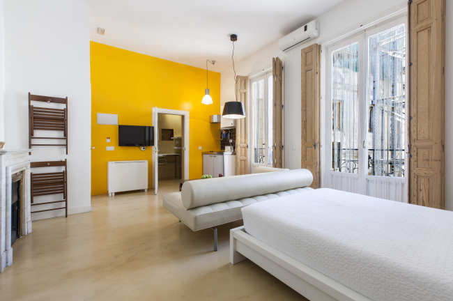 MATUTE11 SUITES APARTMENTS (MADRID)