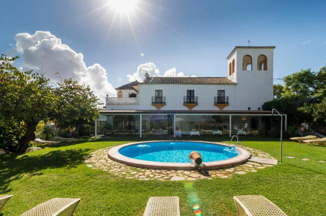 Hacienda el Santiscal (Arcos de la Frontera - Cádiz)