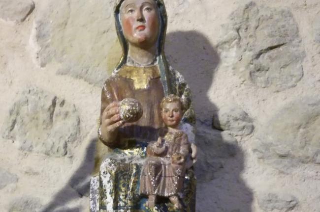 Sotosalbos Virgen