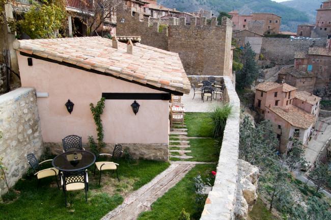 Rusticae La Casa del Tío Americano hotel con encanto en Albarrac