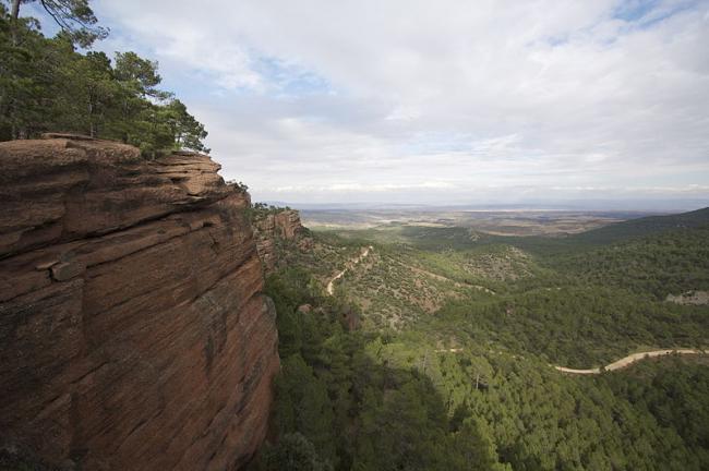 Hoteles y Alojamientos en Albarracín Parque Natural