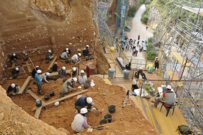 4. Yacimiento de Atapuerca (Burgos)