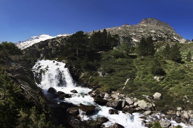 Día 2. Domingo. Valle de Benasque, y Parque Natural Posets-Maladeta