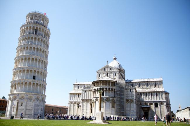 <strong>Pisa, La Toscana.</strong>