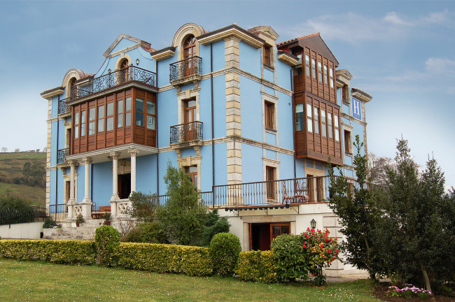 Hotel Quinta de Villanueva (Ribadedeva - Asturias)