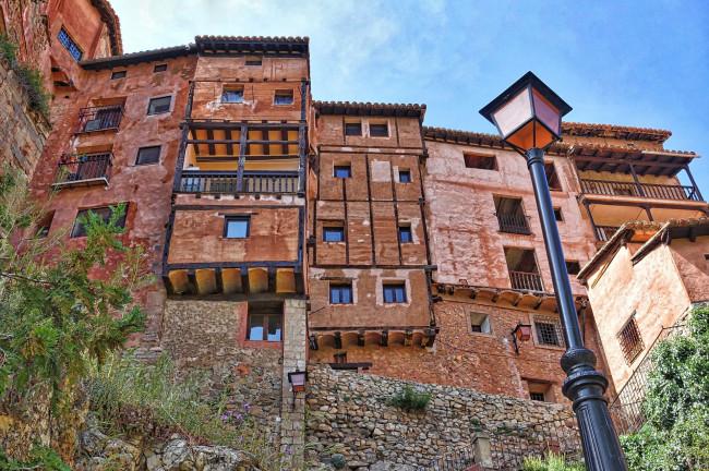 Albarracín es un pueblo de postal - Hoteles y Alojamientos
