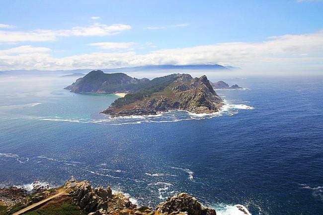 2. Parque Nacional de las Islas Atlánticas de Galicia