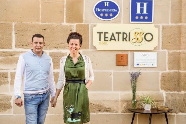 Hotel Teatrisso (La Rioja)