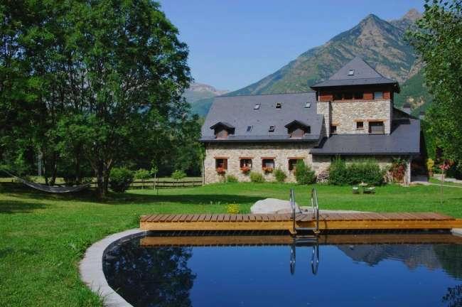 Hotel Selba D'Ansils (Montaña)