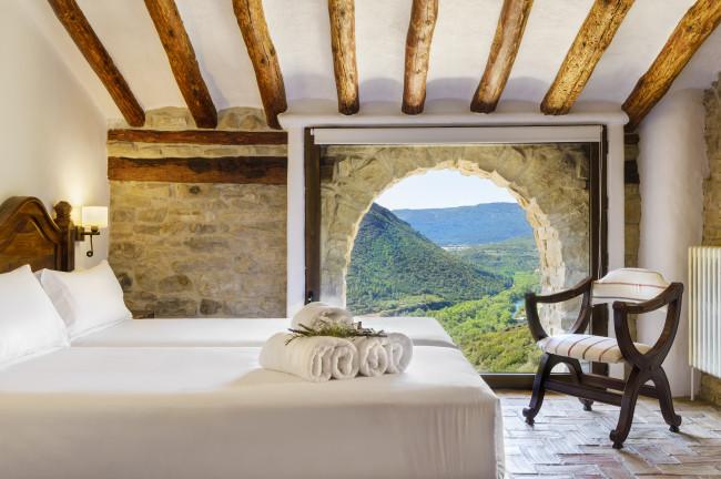 Hotel Heredad Beragu Hotel (Gallipienzo - Navarra)