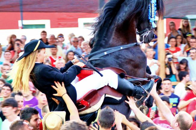 Que hacer y ver en Menorca: Cultura y fiestas del caballo