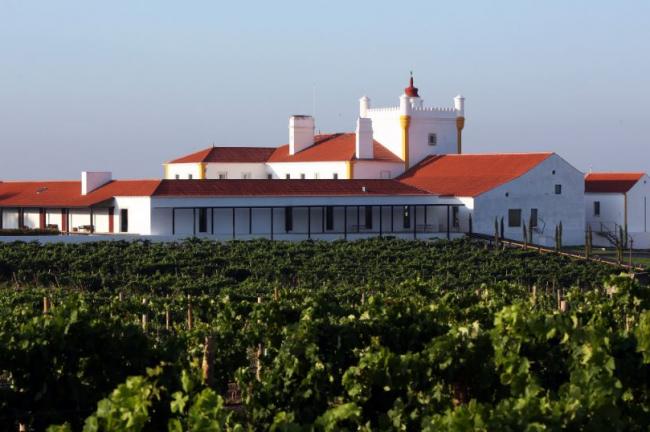 Torre de Palma Wine Hotel (Monforte, Alentejo)