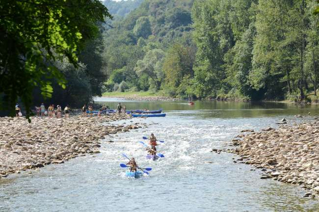 ADVENTURE AND SPORTS FOR THE WHOLE FAMILY: SELLA RIVER