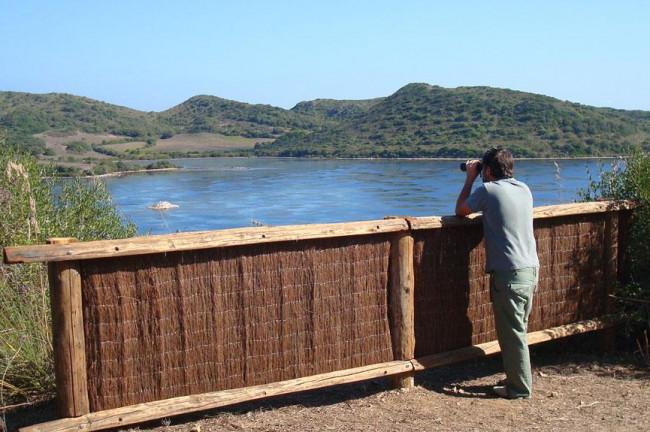 Qué ver y hacer en menorca: Albufera des Graus vistas