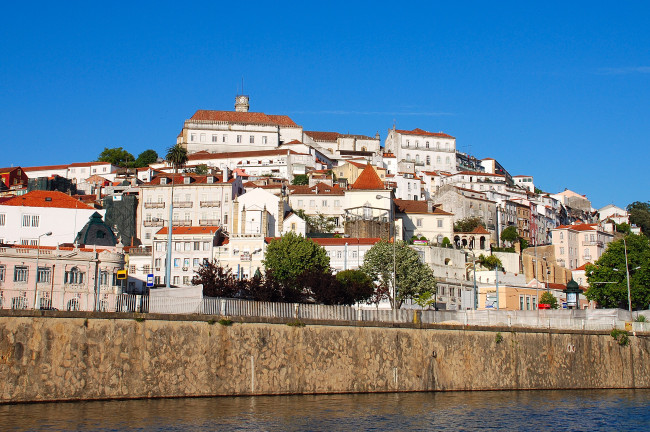 A walk through Coimbra