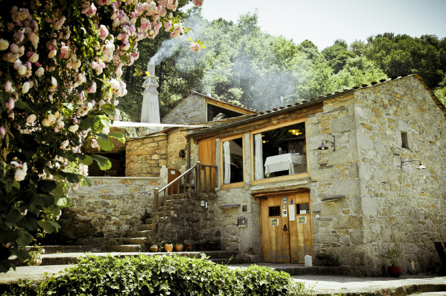 Hotel Fervenza Casa Grande & Restaurante (Lugo)